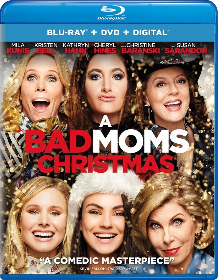 A Bad Mom's Christmas Blu-ray