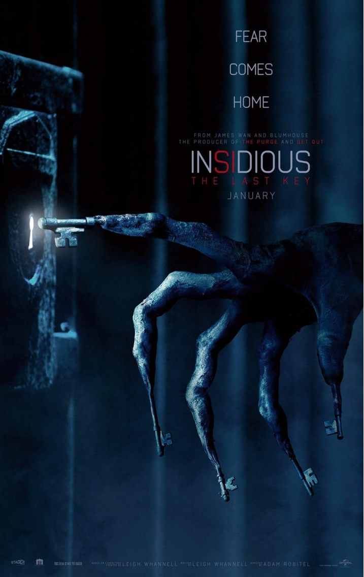 Insiduous The Last Key