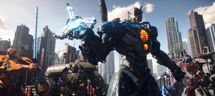 Pacific Rim Uprising Movie Review