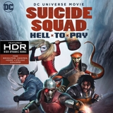 Suicide Squad Hell to Pay 4K