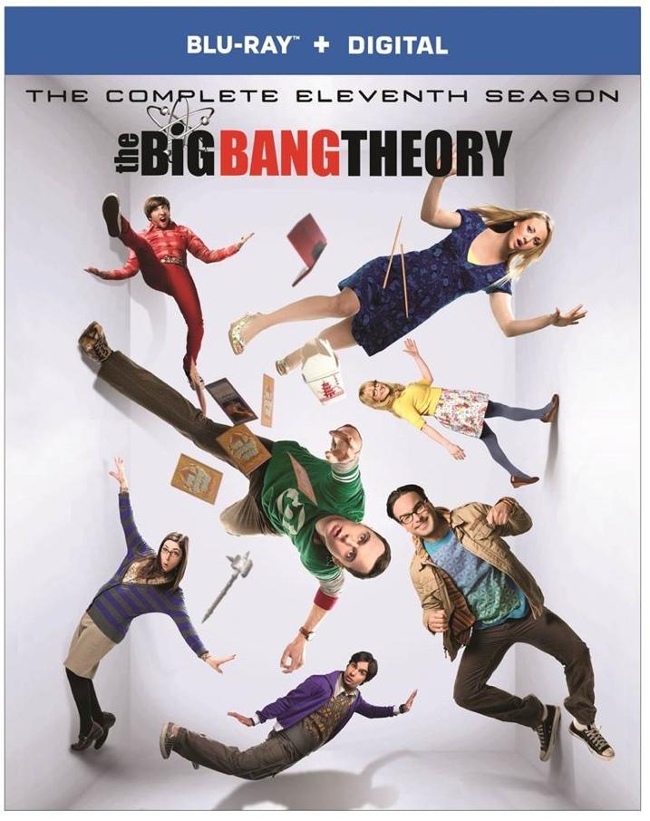 Big Bang Theory Season 11 Blu-ray