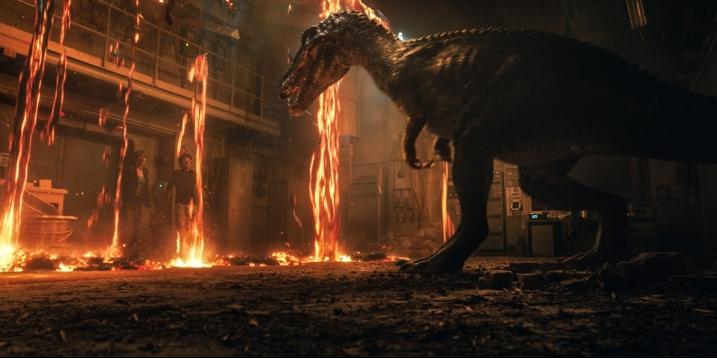Jurassic World Fallen Kingdom Movie Review