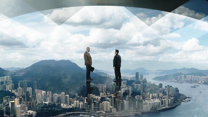 Skyscraper 4K review