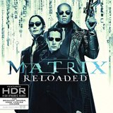 The Matrix Reloaded 4K
