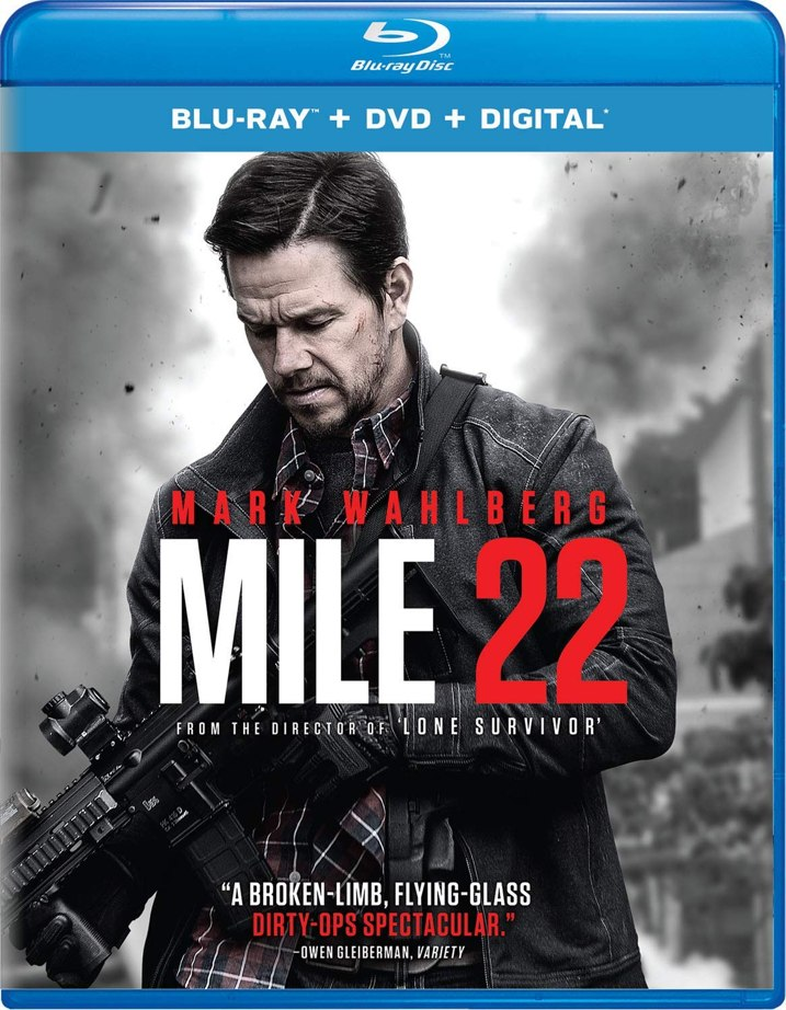 Mile 22 Giveaway