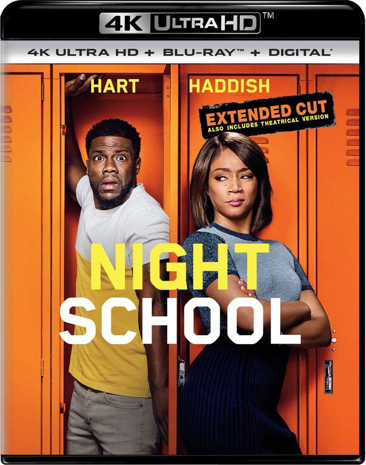 Night School 4K