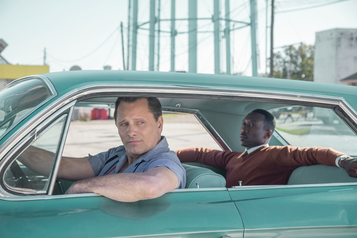 Green Book 4K Review