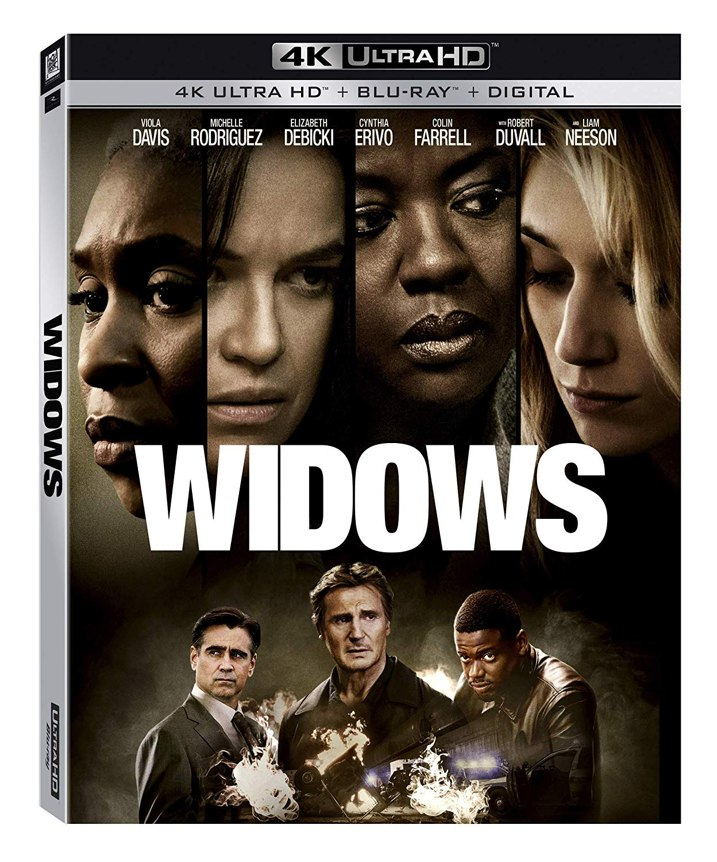 Widows 4K