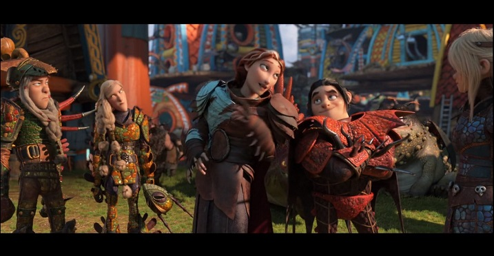 How To Train Your Dragon The Hidden World 4k Uhd Blu Ray Review At Why So Blu