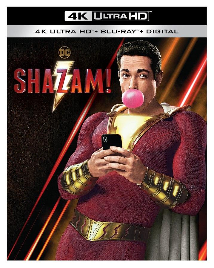 Shazam! 4K