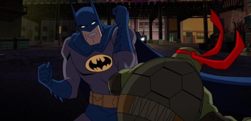 Batman Vs Teenage Mutant Ninja Turtles 4k Uhd Blu Ray Review At Why So Blu