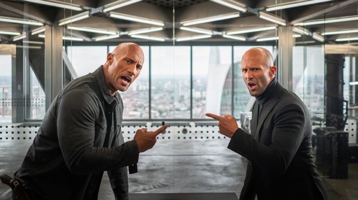 Hobbs & Shaw Movie Review