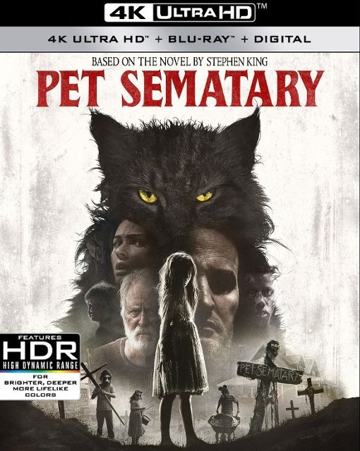 Pet Sematary 4K Review