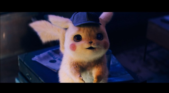 Pokemon Detective Pikachu 4k Uhd Blu Ray Review At Why So Blu