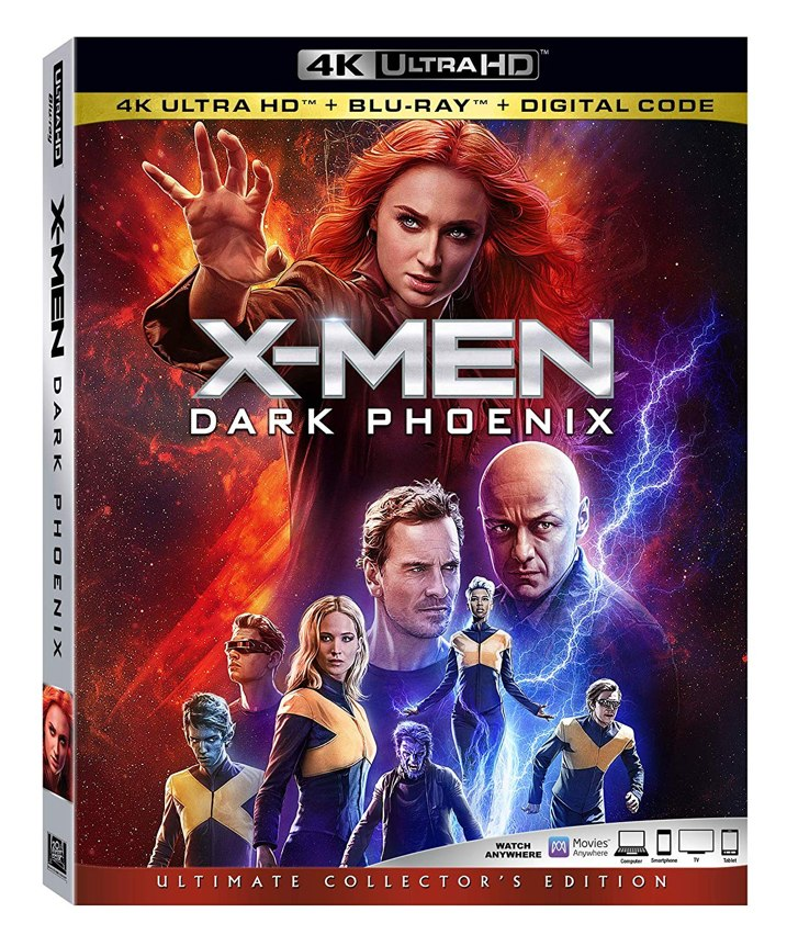 X-Men- Dark Phoenix 4K Review