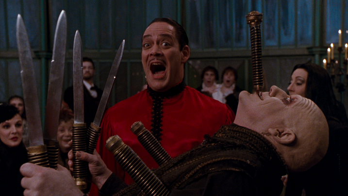 The Addams Family Addams Family Values Blu Ray Review At Why So Blu