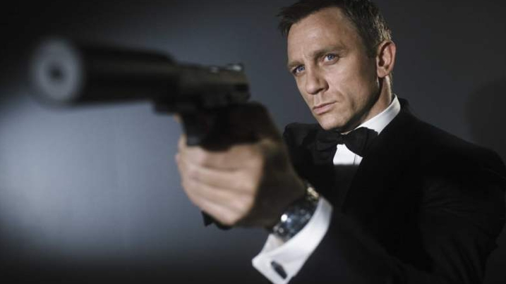 007 Daniel Craig James Bond 4K Collection