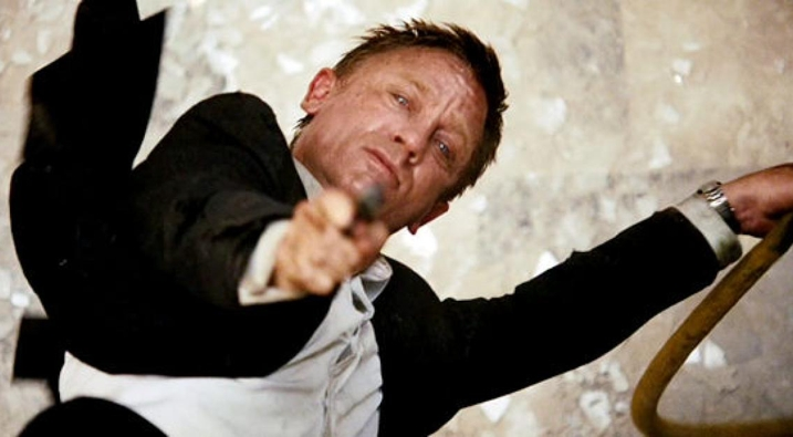 Quantum of Solace 4K