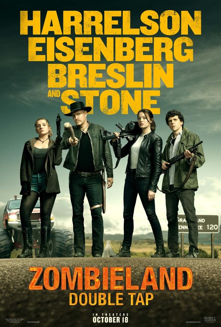 Zombieland 2 Movie Review