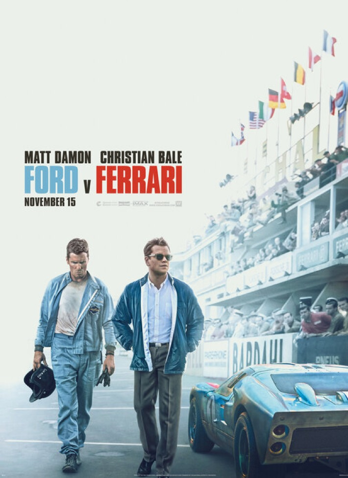 Ford v Ferrari Movie Review